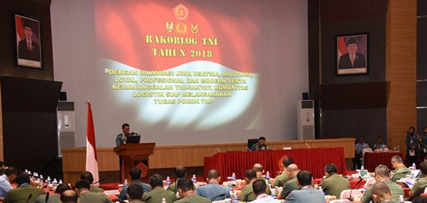 Kasum TNI: Utamakan Pengadaan Alutsista Untuk Kepentingan Tugas Operasi TNI