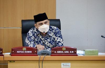 DPRD Ingatkan Dinas Tenaga Kerja Soal Kepatuhan Pemutusan Hubungan Kerja