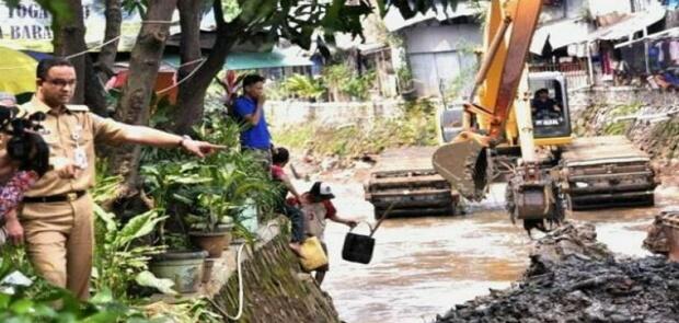 BNPB: Musim Hujan, Empat kali di Jakarta Perlu Mendapat Perhatian