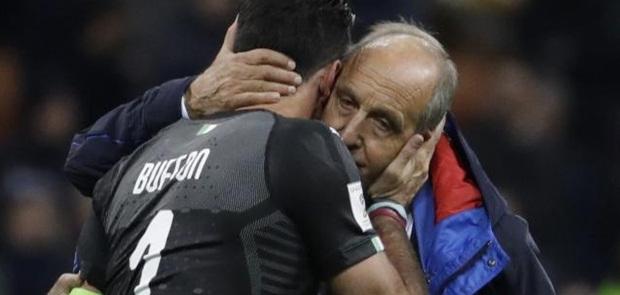 Federasi Sepakbola Italia Resmi Pecat  Giampiero Ventura