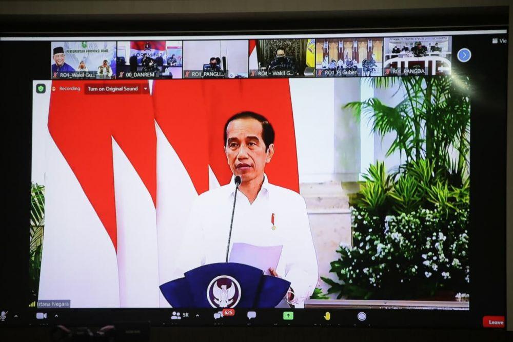 Indonesia Negara Rawan Bencana, Jokowi Ingatkan Seluruh Pihak Antisipasi