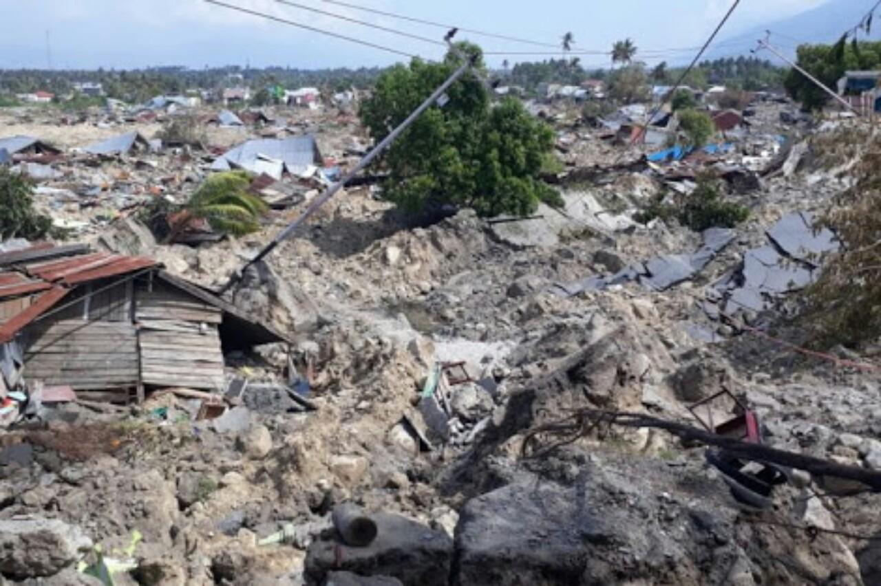 Desa Balaroa Akan Dijadikan Tempat Pemakaman Massal