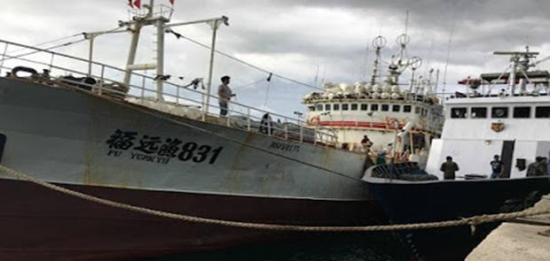Curi Ikan 30 Ton, 2 Nelayan China Divonis Bebas