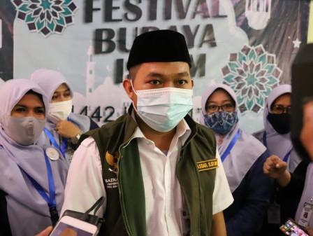 Baznas Bazis Jaksel Gelar Festival Budaya Islam