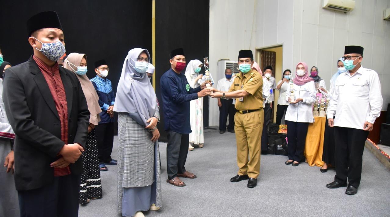 Wakil Sumsel Pada PTQ Nasional Mei Mendatang Diminta Tampil Maksimal