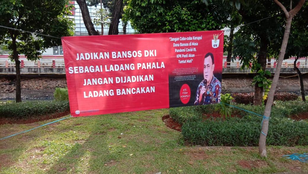 Poros Rawamangun Heran Perusahaan IT Jadi Suplier Bansos DKI
