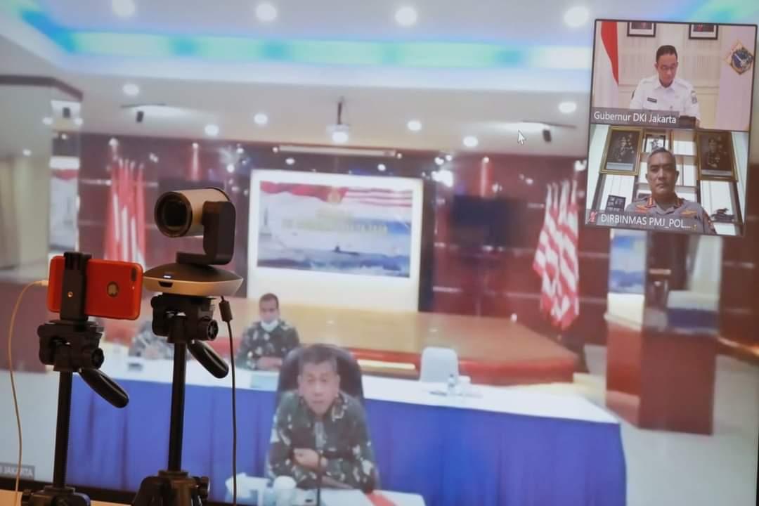 Kasus Covid-19 Meningkat 13 Persen, PSBB Jakarta Diperpanjang Hingga 3 Januari 2021