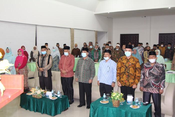 Program Kerja Kemenag Aceh Rancang dan Bahas Isu Strategis Pendidikan Madrasah 2021