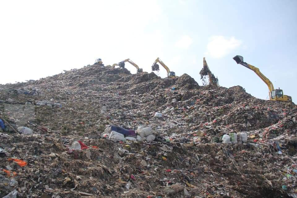 Gandeng SBI dan Unilever, Sampah Di TPST Bantargebang Diserahkan Ke Swasta?