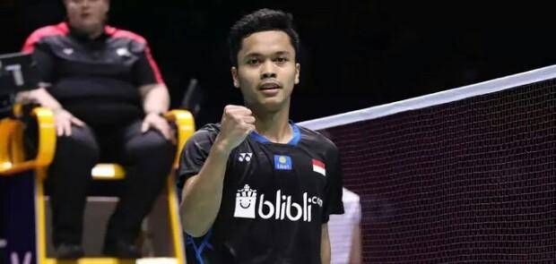 Anthony Ginting Juarai Tunggal Putra China Open 2018