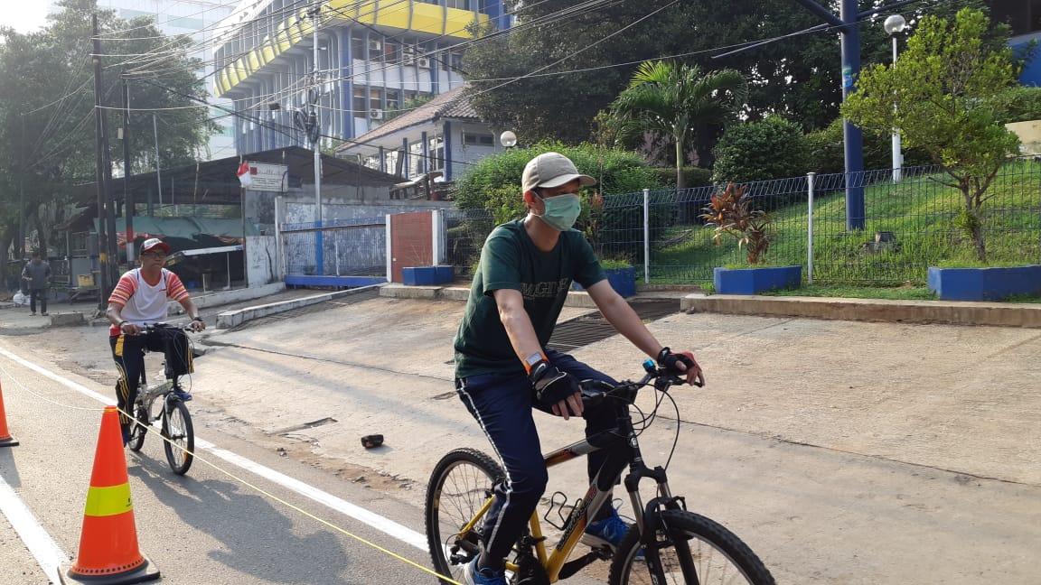Bersepeda ke Kantor di DPRD DKI, Begini Tanggapan Politisi PKS Ini Soal Jalur Sepeda