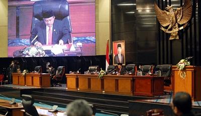 DPRD akan Kaji Usulan Perubahan Empat Perda BUMD