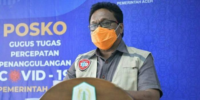 Virus Corona B117 Lebih Cepat Menular, Belum Terdeteksi di Aceh