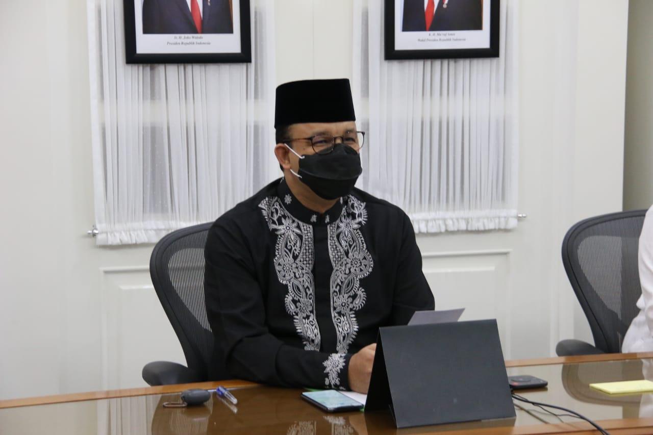 Anies Komit Permudah Akses Keuangan Bagi UMKM