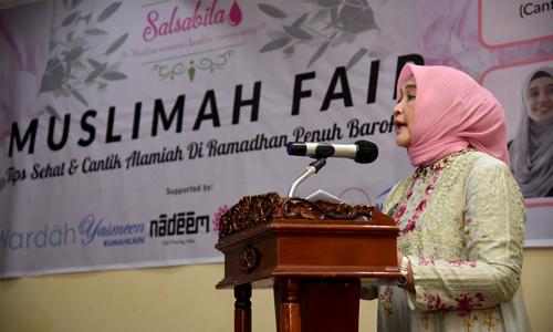 Sambut Bulan Ramadan, Nawal Berbagi Tips Cantik dan Sehat Selama Menjalankan Ibadah Puasa