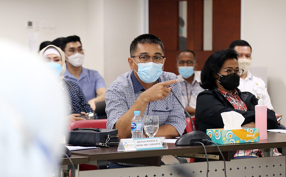 DPRD Jakarta Minta Dua RSUD Evaluasi Pengelolaan Limbah Medis