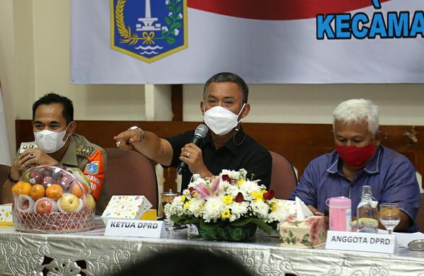 Ketua DPRD DKI: Saya Enggak Mau Uang Masyarakat Terbuang Percuma