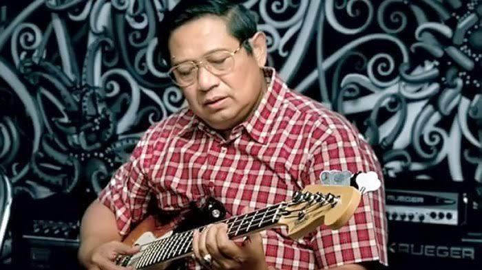 """""""Gunung Limo"""", Gubahan SBY Untuk Mendiang Istrinya"""