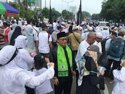 Hadiri Reuni 212, Ketum FBR Rasakan Ukhuwah Islamiyah Yang Kuat