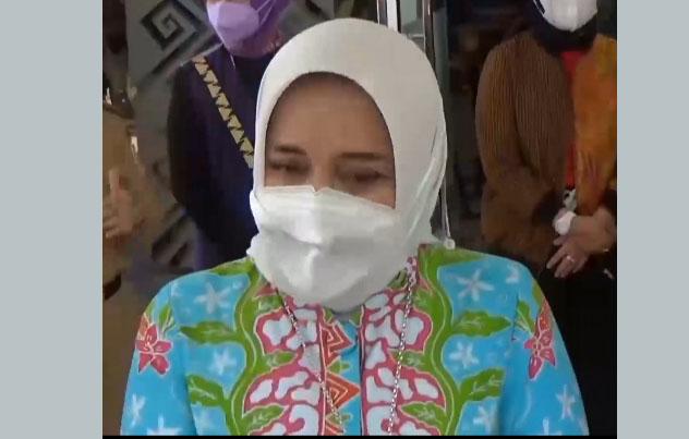 Riana Sari Arinal, Kunker Ke Kabupaten Way Kanan