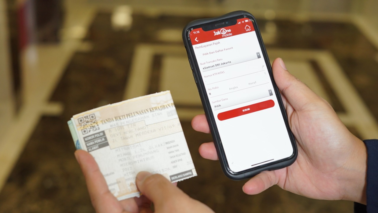 Permudah Bayar PKB di Tengah Pandemi, Polda Metro Jaya dan Bank DKI Luncurkan Aplikasi 'Si Ondel