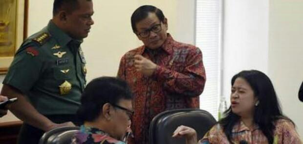 Jaksa KPK Dalami Keterlibatan Puan Maharani dan Pramono Anung di Korupsi E-KTP