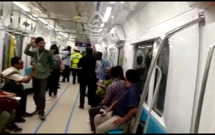 Berpotensi Bebani APBD, DPRD Ogah Buru-buru Putuskan Tarif MRT-LRT