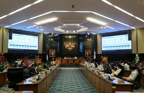 Pemprov DKI Paparkan Rencana Perubahan RPJMD 2017-2022