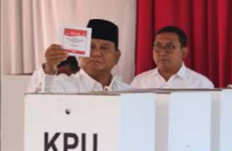 BPN Prabowo-Sandi Klaim Sementara Unggul 55,4 Persen dari Jokowi-Ma'ruf