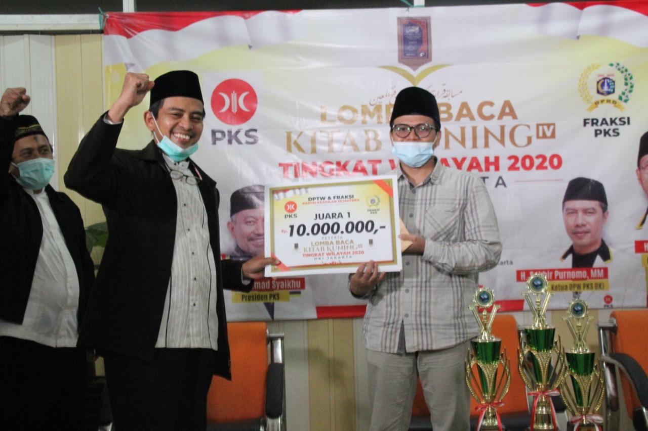 Ikuti LBKK Tingkat Nasional, PKS DKI Kirim Hilmi