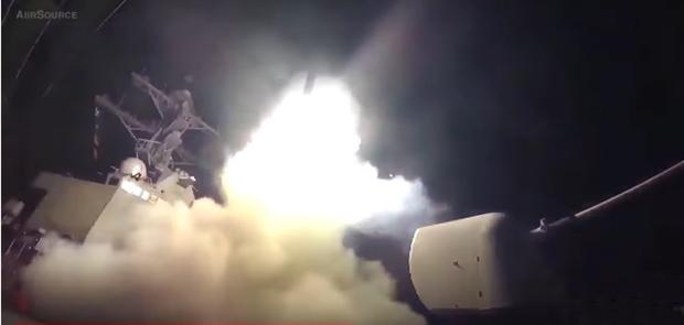 Serangan Amerika ke Suriah dikecam Rusia dan Iran