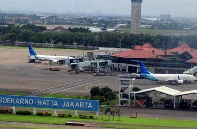 Dalam Sebulan, Bandara Soetta 'Terbangkan' 64.966 Jamaah Haji