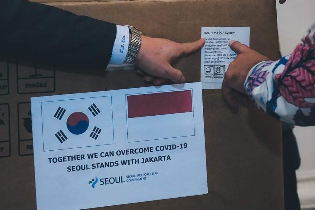 Anies Sedih, Batik Betawi Belum Dipakai Walikota Seoul