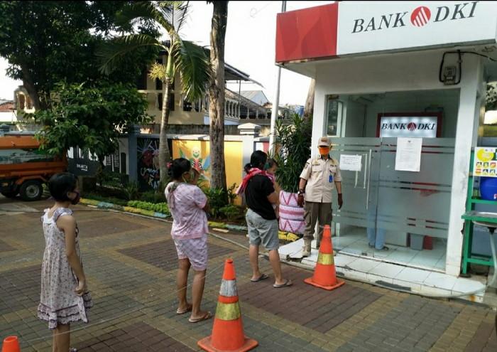 Dana KJP Cair, Bank DKI Imbau Pemegang KJP Plus & KJMU Patuhi PSBB