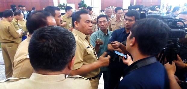 Sekda DKI, Saefullah Membuka Musrenbang Tingkat Kota Jakarta Timur