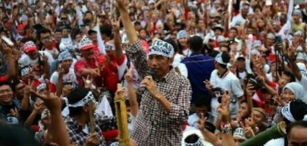 Demi Kemenangan di 2019, Relawan Jokowi Bikin Organisasi Baru dengan Angka 212