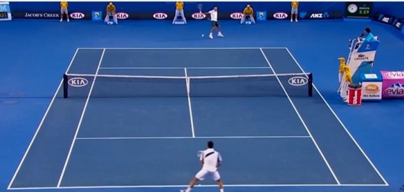 Roger Federer Absen di Turnamen Tanah Liat