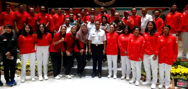 Anies Lepas 177 Atlet Jakarta yang Akan Berlaga di Asian Games