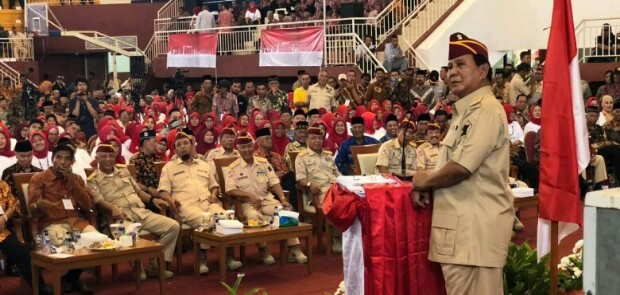 Jadi Presiden, Prabowo Akan Rebut Kembali Kekayaan Indonesia dari Tangan Asing