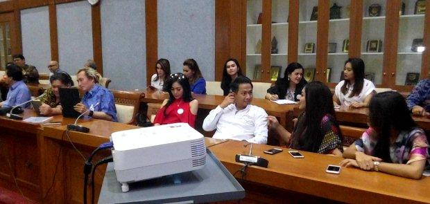 DPR Setujui Pembentukan RUU Permusikan Indonesia