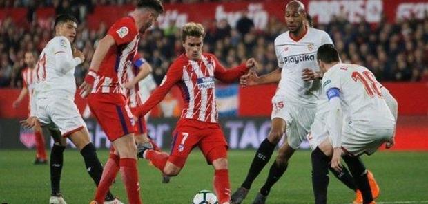 Bukukan Kemenangan 5-2 Atas Sevilla, Atletico Tempel Ketat Barcelona