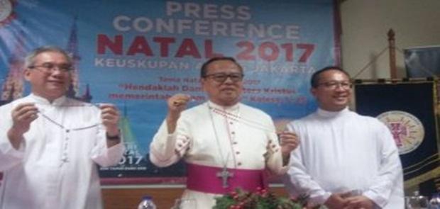 Keuskupan Agung Jakarta Akui Negara Palestina Secara Eksplisit