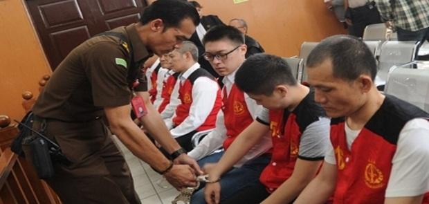 Warga Taiwan Penyelundup 1 Ton Sabu Didakwa Hukuman Mati