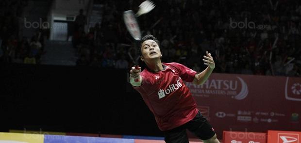 4 Wakil Indonesia Lolos ke Final Indonesia Master 2018